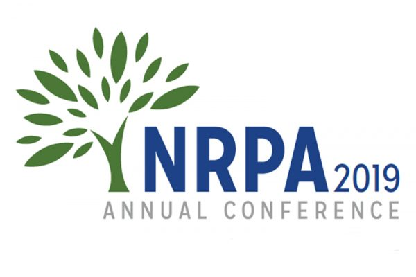 Come see us at NRPA 2019 – September 24-26 – Baltimore, MD