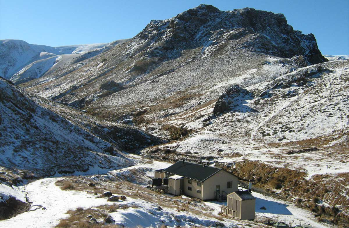 New Zealand Department of Conservation Launches Their Huts & Campsites Booking System