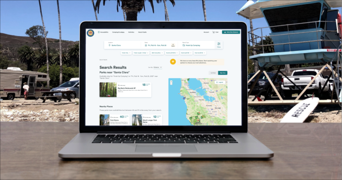 US eDirect Deploys Bot Fighting Technology to Protect Access to California Campsites